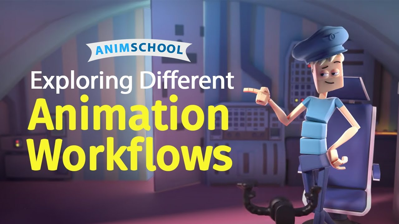 Download Exploring 3D Animation Workflows