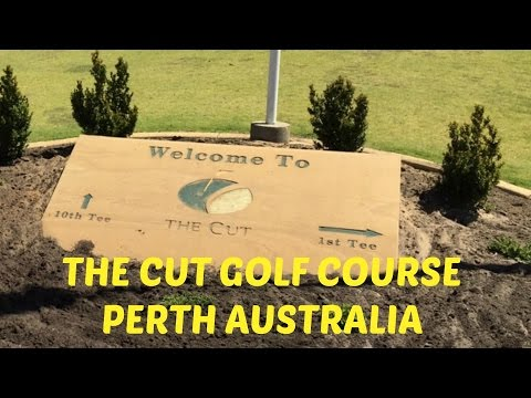 PERTH GOLF | THE CUT GOLF COURSE & MARGARET RIVER GOLF CLUB
