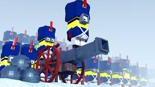 Minions Movie - Napoleon Civil War! (Minecraft Roleplay) #3