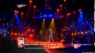 Kike Jimenez & Laura Pausini - Primavera Anticipada (La Voz Mexico 4)