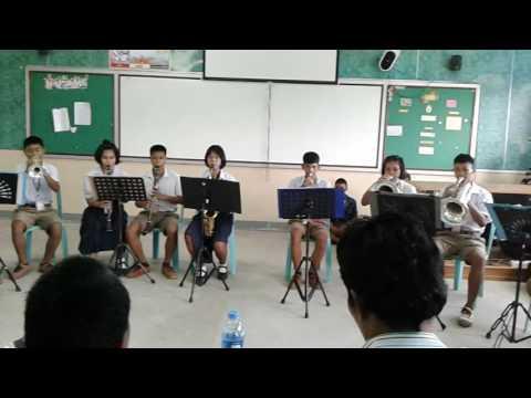 โรงเรียนรัตนบุรี วงWind Ensemble