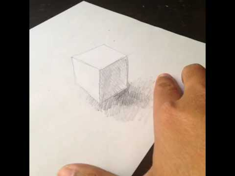 Blurry Edge Between Pencilpaper Reality Crossing Box Art - Reality with pencil and paper