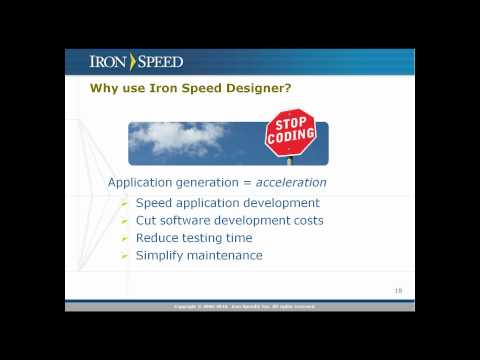 How to Grow Your Software Consulting Business - Iron Speed Designer V7.1