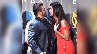 Salman Khan Katrina Kaif CUTE Moments At IIFA Awards 2017 New York Press Conference