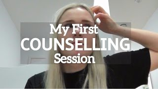 My First Counselling Session (and a Mini Haul) | Mental Health Update