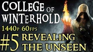 Skyrim SE - College of Winterhold #5 Revealing the Unseen