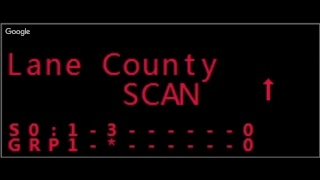 1/20/2019  10:02 AM   Live police scanner traffic from Douglas county, Oregon.