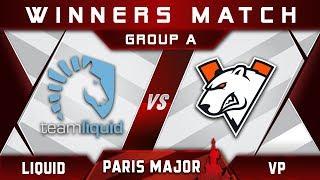 Liquid vs VP [EPIC] Winners A MDL Disneyland Paris Major 2019 Highlights Dota 2