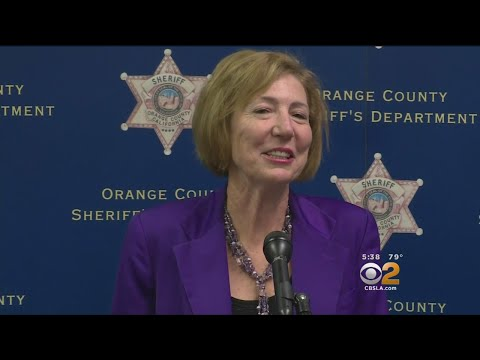 Outgoing OC Sheriff Hutchens Counters Claims In ACLU Report