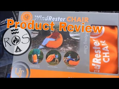 Ultimate Survival Technologies New WindRester Chair (Product  Review)