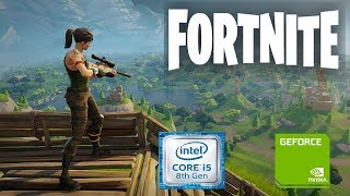 FORTNITE in HIGH & MEDIUM SETTINGS ON NVIDIA MX150 GPU | Acer Aspire A515-51G | NXT GEN GAMING