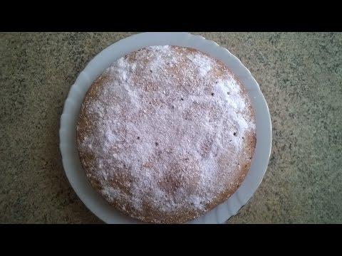 Пирог в мультиварке чайный