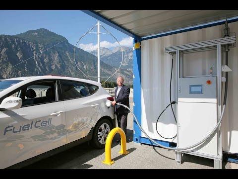 2016 Hydrogen service station