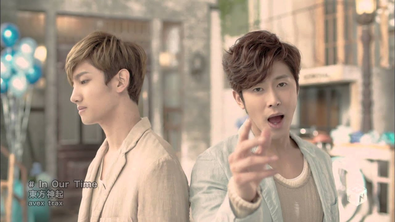 TVXQ In Our Time PV - YouTube
