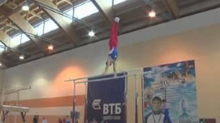 Пенза принимает последний этап Спартакиады по спортивной гимнастике