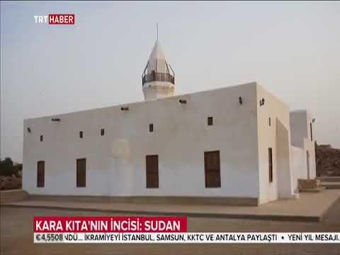 Afrika'nın İncisi Sudan