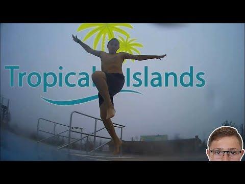 Tropical Island TRIP   24 STORY
