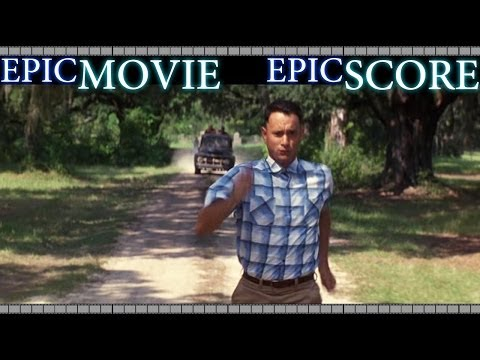 "Forrest Gump ""Epic"" Pirates of the Caribbean Suite - Movie Music Video"