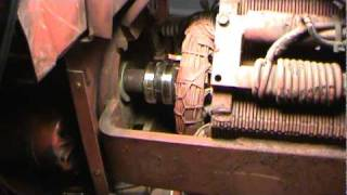 lincoln gas powered welder getting repaired part 2