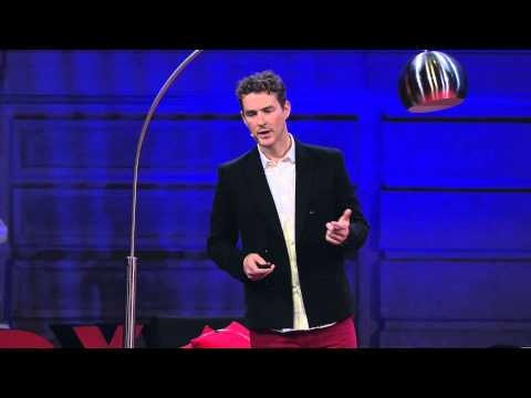 Disrupting the World of Charity: John Bromley at TEDxVancouver