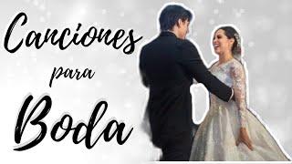 Cancion para baile de boda