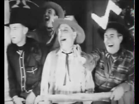 Santa Fe Bound / 1936