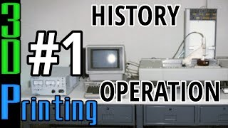 A Brief History of 3D Printers and How They Work (3DP#01)