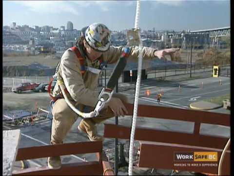 Fall Protection: Fall Arrest (4 Of 6)