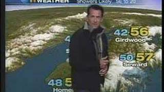 Early Show's Dave Price takes weather over