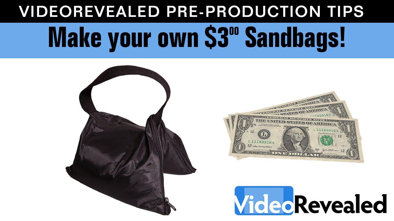 Make Your Own 3 00 Sandbags