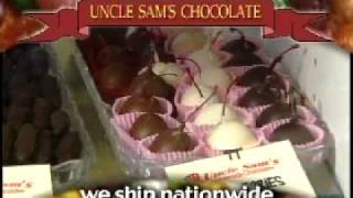 Uncle Sams All American Chocolate Tv Commercial