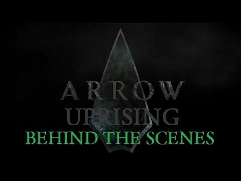 'ARROW: UPRISING' | Unfinished Fan-Film Behind The Scenes!
