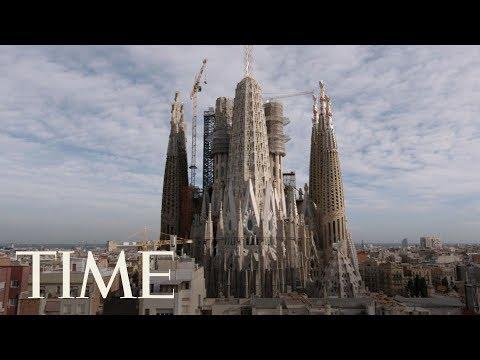Inside La Sagrada Familia: Barcelona's Unfinished Masterpiece | TIME