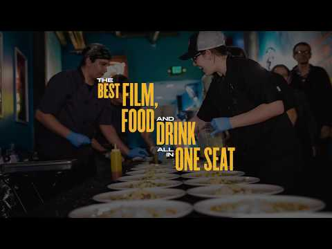 Alamo Drafthouse Cinema | Movie Inspired Menus