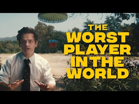 PUBG - The Worst Player in the World | It's Good To Be Last