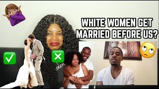 WHY BL@CK WOMEN DON'T GET MARRIED!!!? LOL TF??? | Thee Mademoiselle ♔