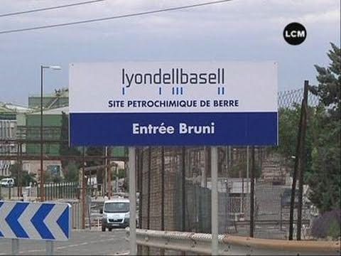 La Raffinerie De Lyondellbasell Fait Faillite (Marseille)