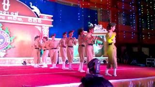 Hum Sab Bharatiya hain NCC song by trainer Smitarani Mallick