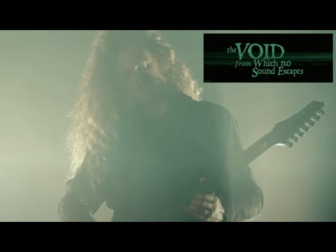 """Rivers Of Nihil debut new video for """"The Void From Which No Sound Escapes"""" off album """"The Work"""""""
