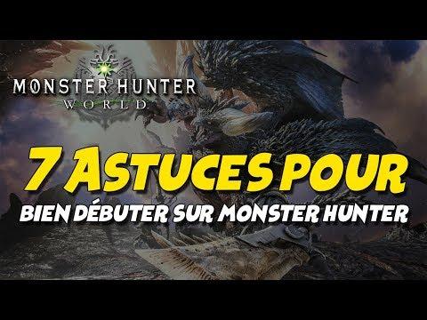 7 Astuces Pour Bien Débuter Sur Monster Hunter World thumbnail