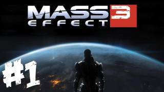 Mass Effect 3 - Gameplay Walkthrough - Part 1