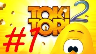 Toki Tori 2 PC Parte 1 Gameplay en español