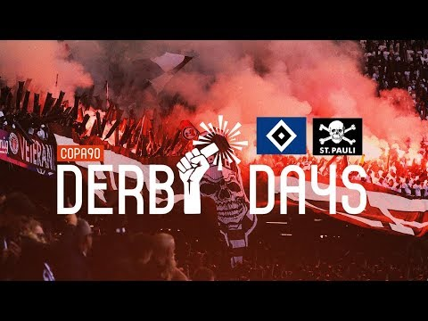 They Beat Up Our Goalkeeper I Derby Days Hamburg - HSV V St Pauli