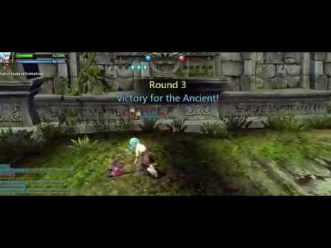 Dragon Nest Sea [Veteran]Barbarian vs ML