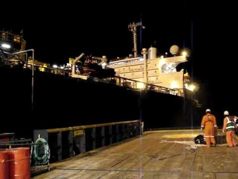Night Transfer FPSO Mondo Angola