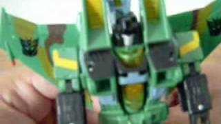 Transformers Universe Deluxe Acid Storm Review