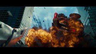 Фильм Новый человек паук: Высокое напряжение за минуту