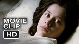 The Possession Movie CLIP - Flying Book (2012) - Horror Movie HD