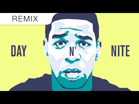Kid Cudi  Day N Nite Andrew Luce Trap Remix