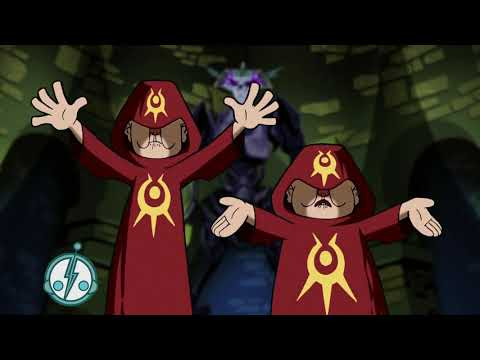 Super Robot Monkey Team Hyper Force Go! 49 Episode Secret Society